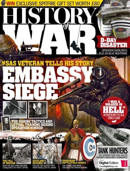 History of War September 07, 2017 00:00