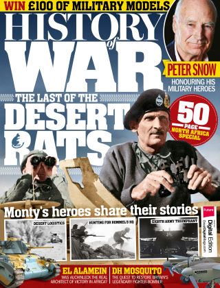 History of War Issue 47