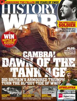 History of War Issue 48