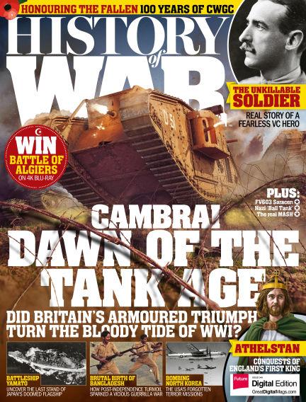 History of War November 02, 2017 00:00