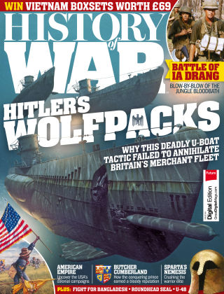 History of War Issue 49