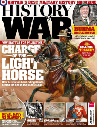 History of War Issue 50
