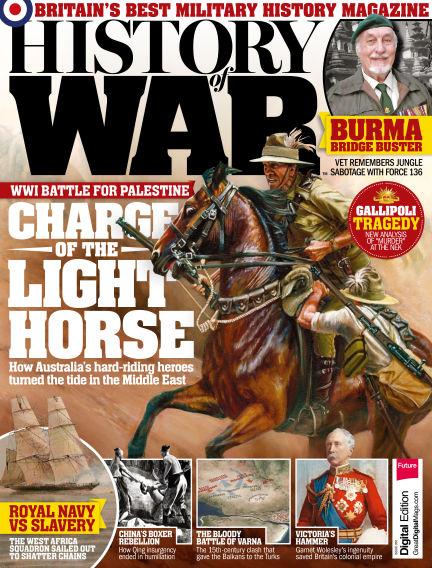 History of War December 28, 2017 00:00