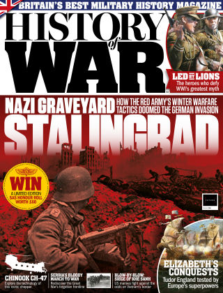 History of War Issue 51