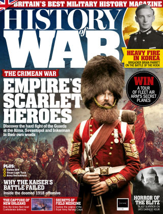 History of War Issue 52