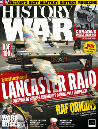 History of War Issue 53