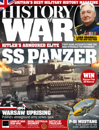 History of War Issue 55