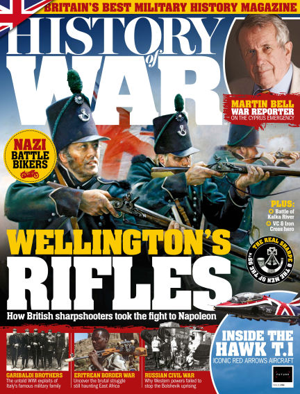 Read History of War magazine on Readly - the ultimate