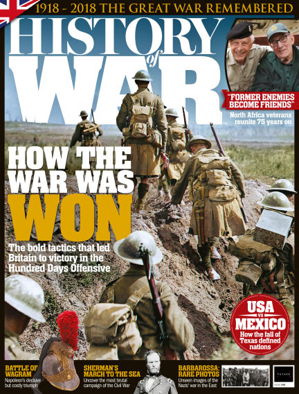 History of War August 09, 2018 00:00