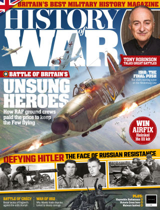History of War Issue 59