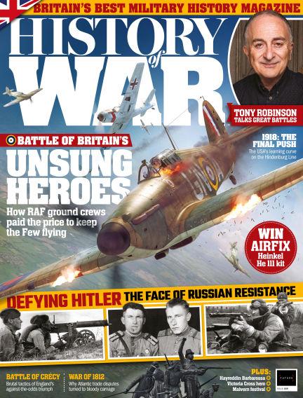 History of War September 06, 2018 00:00