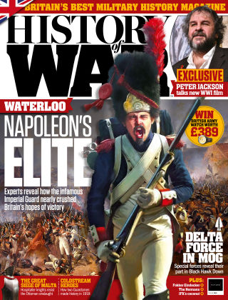 History of War Issue 60
