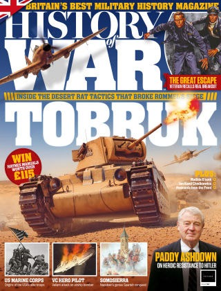 History of War Issue 62