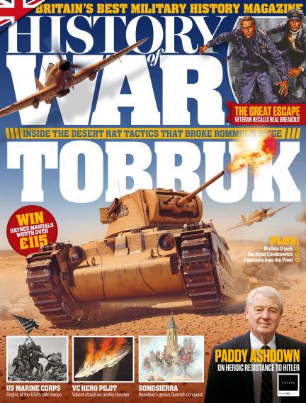 History of War November 29, 2018 00:00