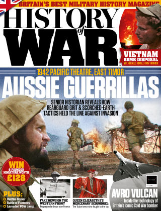 History of War Issue 63