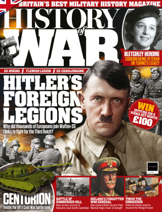 History of War Issue 64