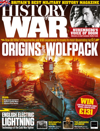 History of War Issue 65