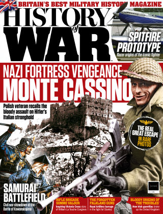 History of War Issue 66