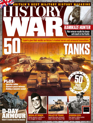 History of War Issue 67