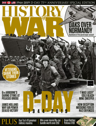 History of War Issue 68