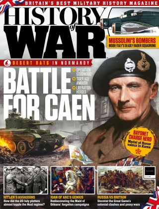 History of War Issue 70