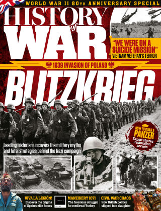 History of War Issue 71