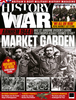History of War Issue 72