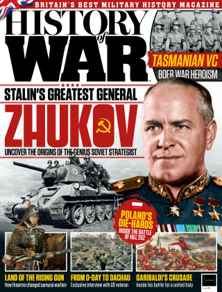 History of War Issue 73