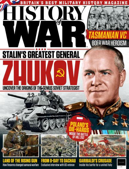History of War October 03, 2019 00:00