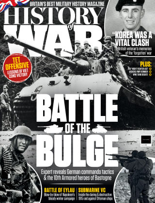 History of War Issue 75