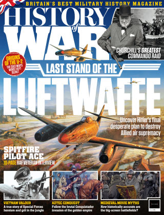 History of War Issue 76