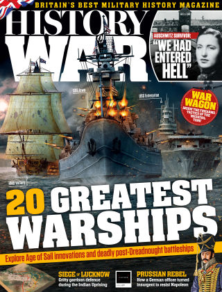 History of War Issue 77