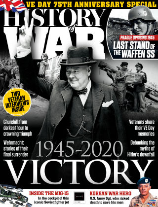 History of War Issue 80