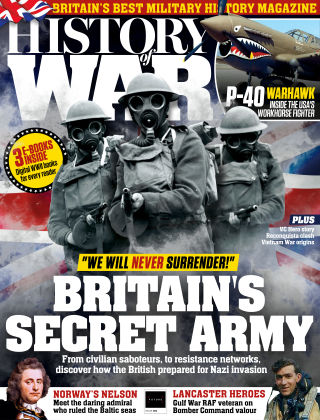 History of War Issue 82