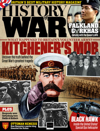 History of War Issue 83