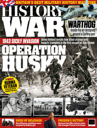 History of War Issue 85