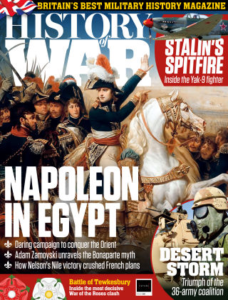 History of War Issue 86