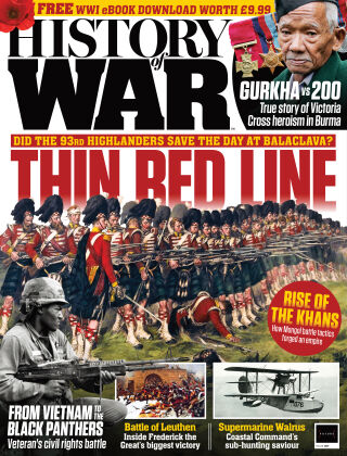 History of War Issue 87