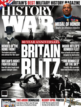 History of War Issue 88