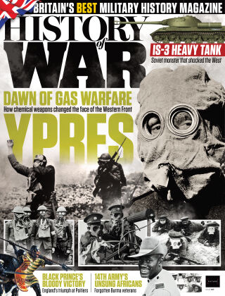 History of War Issue 89