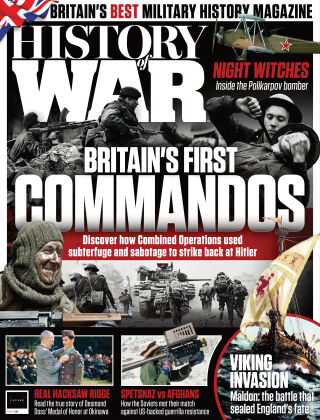 History of War Issue 91