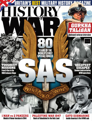 History of War Issue 96