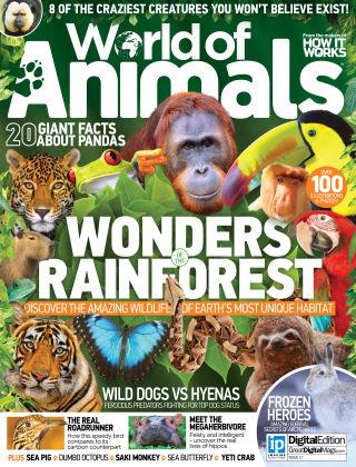 World of Animals Issue 017
