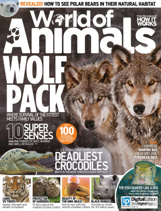 World of Animals Issue 016