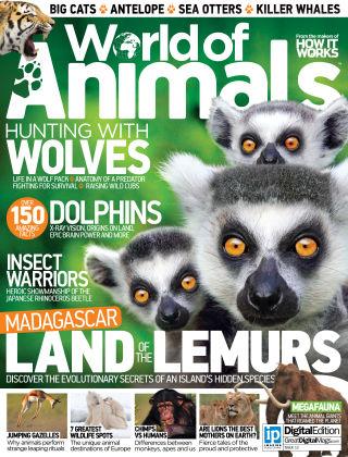 World of Animals Issue 012