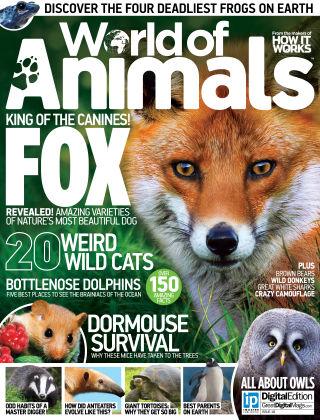 World of Animals Issue 018