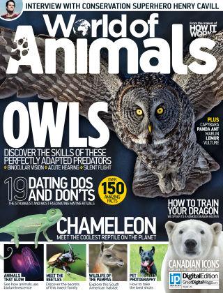 World of Animals Issue 025