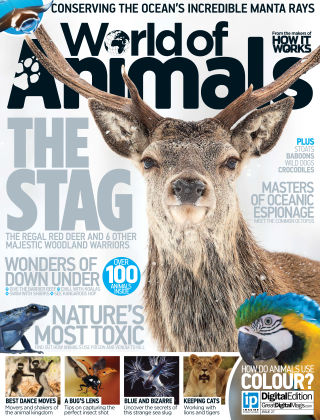 World of Animals Issue 027