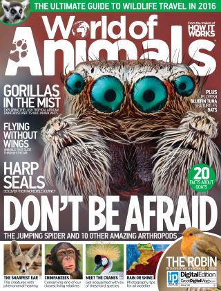 World of Animals Issue 028