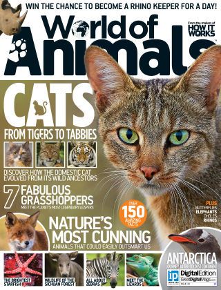 World of Animals Issue 030